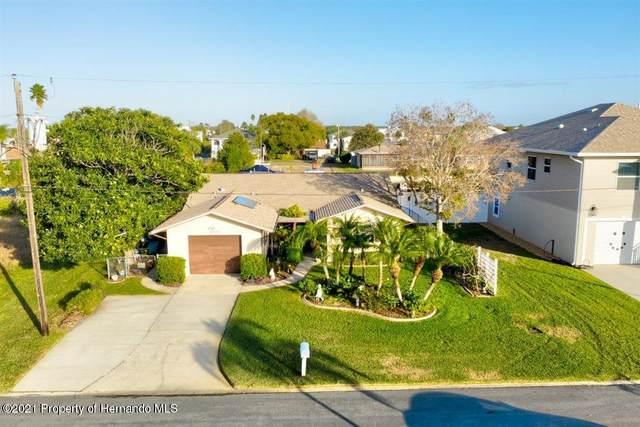 4390 6th Isle Drive, Hernando Beach, FL 34607 (MLS #2214273) :: Premier Home Experts