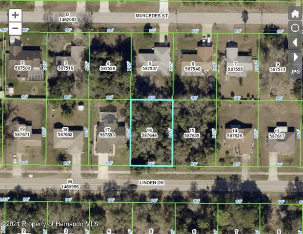 00 Linden Drive, Spring Hill, FL 34609 (MLS #2214458) :: Premier Home Experts