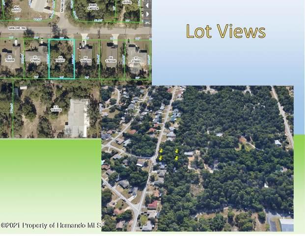 0 Apache Trail, Spring Hill, FL 34606 (MLS #2215137) :: Premier Home Experts