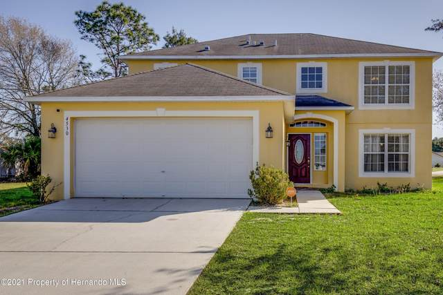4530 Lamson Avenue, Spring Hill, FL 34608 (MLS #2215145) :: Premier Home Experts