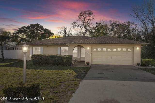 2453 Keeport Drive, Spring Hill, FL 34609 (MLS #2215147) :: Premier Home Experts