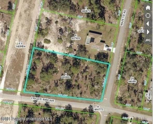 000 Mazette Road, Weeki Wachee, FL 34613 (MLS #2215779) :: Premier Home Experts