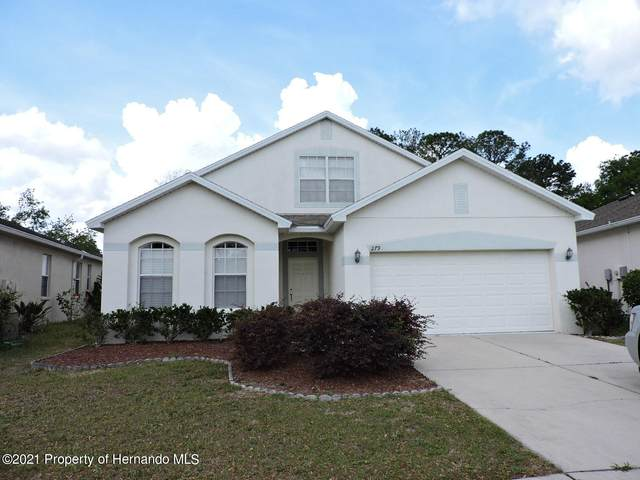 279 Fairmont Drive, Spring Hill, FL 34609 (MLS #2215837) :: Premier Home Experts
