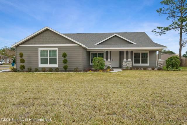 0 Flock Avenue, Weeki Wachee, FL 34613 (MLS #2216005) :: Premier Home Experts