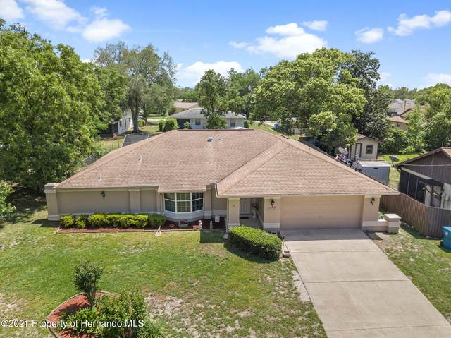 10120 Bannister Street, Spring Hill, FL 34608 (MLS #2216112) :: Dalton Wade Real Estate Group