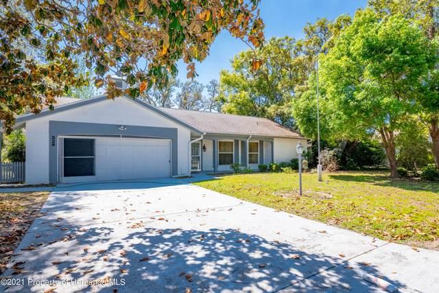 528 Fieldstone Lane, Spring Hill, FL 34606 (MLS #2216113) :: Dalton Wade Real Estate Group