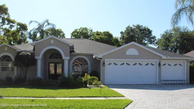 4007 Littleleaf Court, Spring Hill, FL 34609 (MLS #2216116) :: Dalton Wade Real Estate Group
