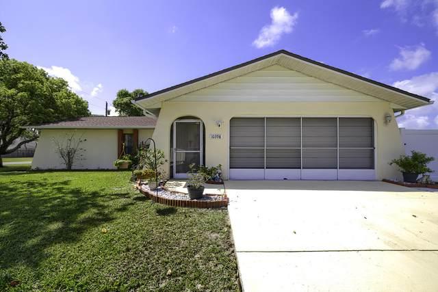 10398 Bradford Street, Spring Hill, FL 34608 (MLS #2216117) :: Dalton Wade Real Estate Group