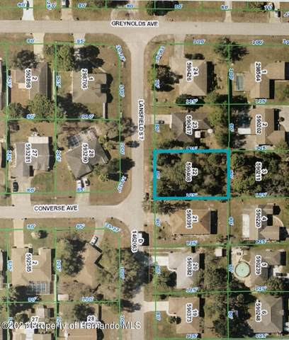 0 Lansfield Street, Spring Hill, FL 34608 (MLS #2216242) :: Premier Home Experts