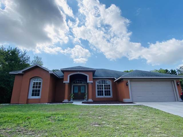 3234 Morven Drive, Spring Hill, FL 34609 (MLS #2216322) :: Premier Home Experts