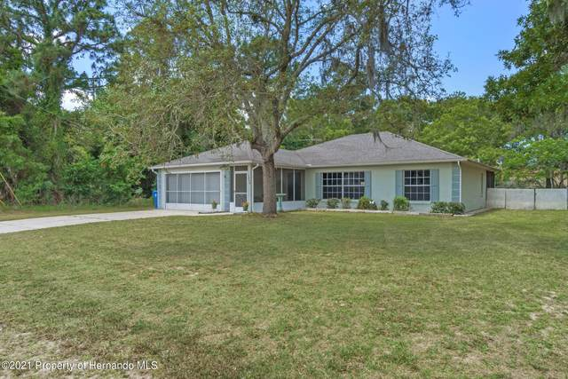 1423 Whitewood Avenue, Spring Hill, FL 34609 (MLS #2216624) :: Premier Home Experts