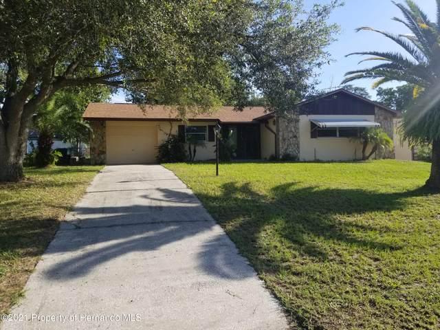 10449 Laval Street, Spring Hill, FL 34608 (MLS #2218475) :: Dalton Wade Real Estate Group