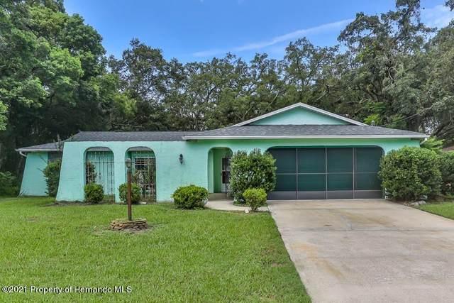 8310 Cofield Lane, Spring Hill, FL 34608 (MLS #2218541) :: Premier Home Experts