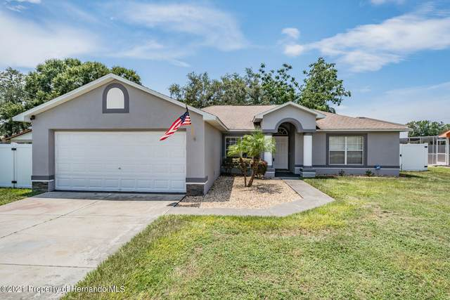 3263 Amherst Avenue, Spring Hill, FL 34609 (MLS #2218549) :: Premier Home Experts
