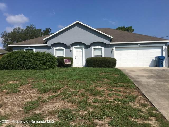 4171 Everett Avenue, Spring Hill, FL 34609 (MLS #2218554) :: Premier Home Experts