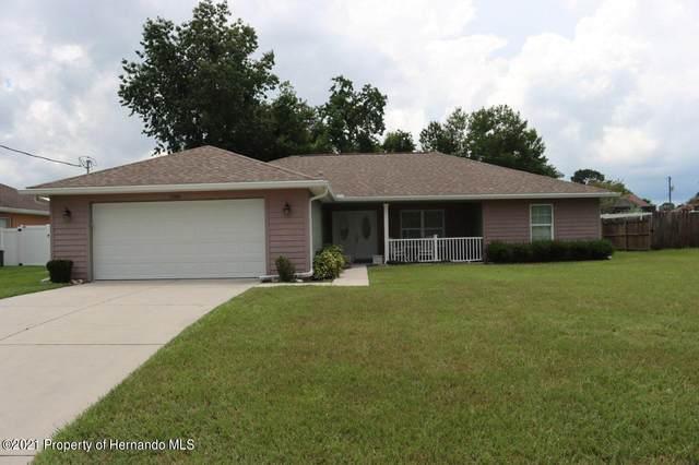 13330 La Casita Avenue, Spring Hill, FL 34609 (MLS #2218557) :: Premier Home Experts