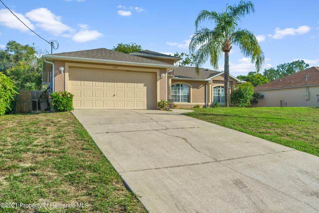 11421 Tuscanny Avenue, Spring Hill, FL 34608 (MLS #2218558) :: Premier Home Experts