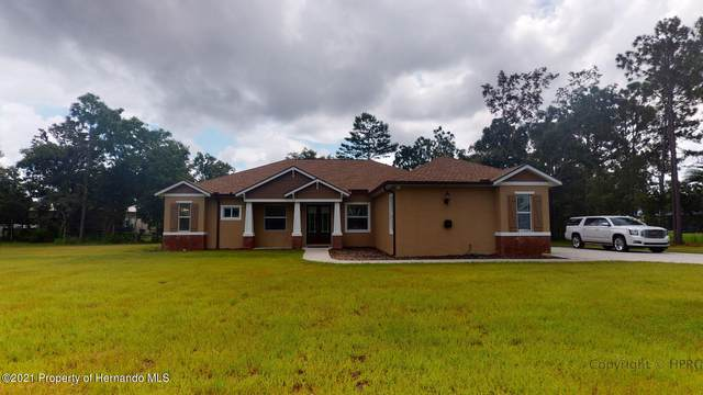 11374 Newington Avenue, Spring Hill, FL 34609 (MLS #2218559) :: Premier Home Experts