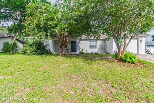 1446 Deborah Drive, Spring Hill, FL 34609 (MLS #2218564) :: Premier Home Experts