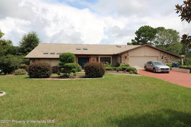 231 Planter Road, Spring Hill, FL 34606 (MLS #2218601) :: Dalton Wade Real Estate Group