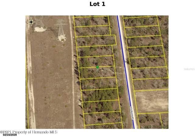 0 Courlan, Weeki Wachee, FL 34614 (MLS #2218613) :: Dalton Wade Real Estate Group