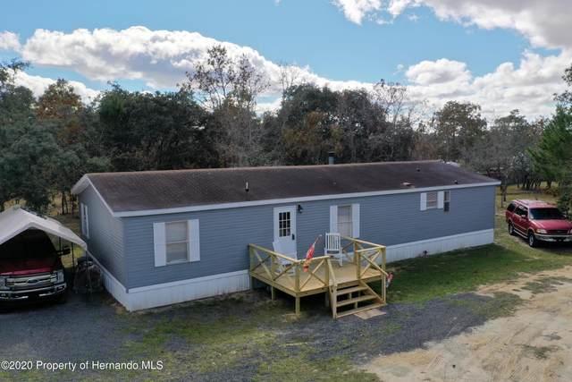12040 Sunshine Grove Road, Brooksville, FL 34614 (MLS #2218615) :: Dalton Wade Real Estate Group
