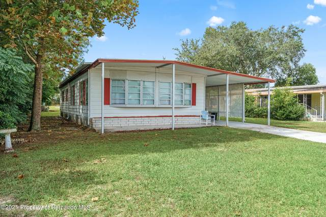 8167 Modena Avenue, Brooksville, FL 34613 (MLS #2220237) :: Dalton Wade Real Estate Group