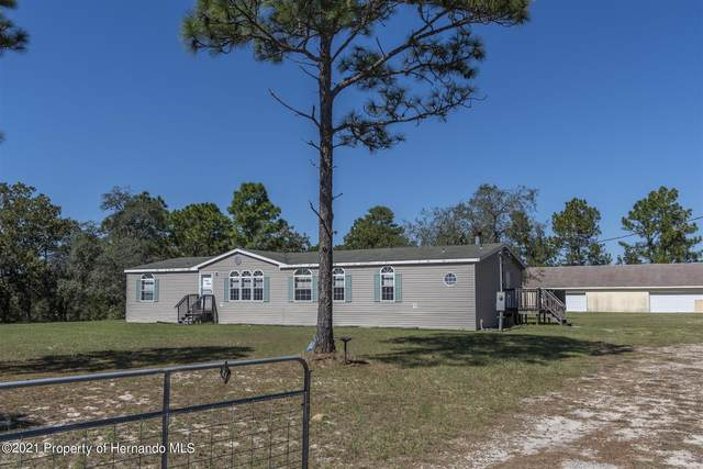 15005 Buffalo Lane, Brooksville, FL 34613 (MLS #2220251) :: Dalton Wade Real Estate Group