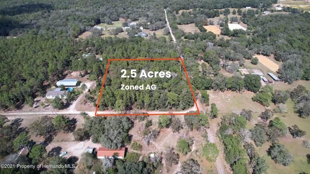 0 Wildlife Lane, Brooksville, FL 34602 (MLS #2220296) :: Dalton Wade Real Estate Group