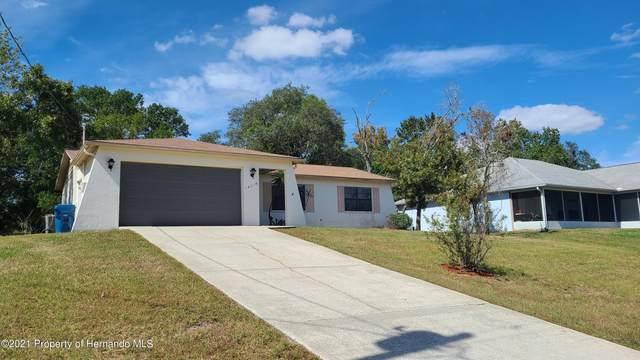 14014 Amero Lane, Spring Hill, FL 34609 (MLS #2220298) :: Dalton Wade Real Estate Group