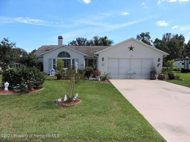 6056 Schalekamp Drive, Spring Hill, FL 34609 (MLS #2220299) :: Dalton Wade Real Estate Group