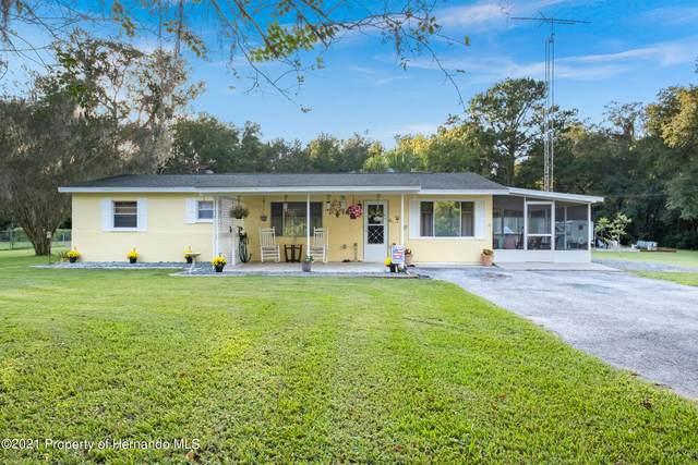 14525 Citrus Way, Brooksville, FL 34601 (MLS #2220305) :: Dalton Wade Real Estate Group