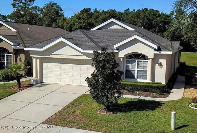 5621 Legend Hills Lane, Spring Hill, FL 34609 (MLS #2220316) :: Dalton Wade Real Estate Group