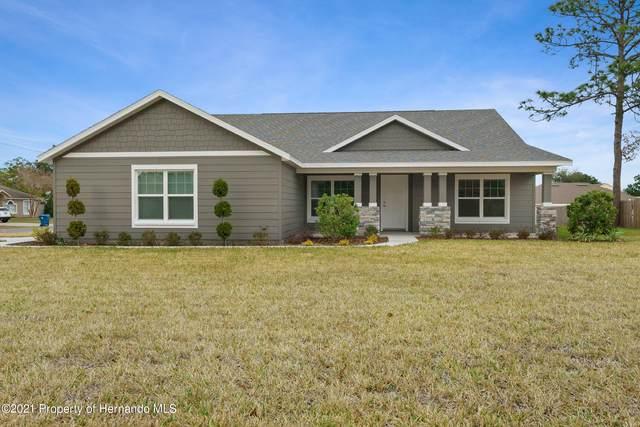 11189 Flock Avenue, Weeki Wachee, FL 34613 (MLS #2220320) :: Dalton Wade Real Estate Group