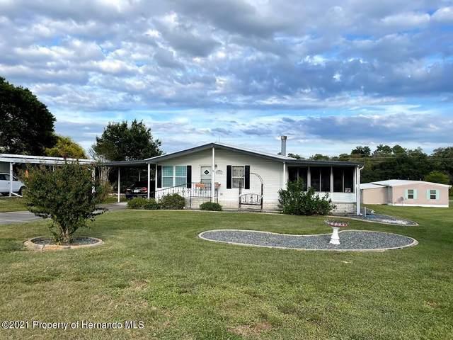 8016 Tower Street, Brooksville, FL 34613 (MLS #2220327) :: Dalton Wade Real Estate Group