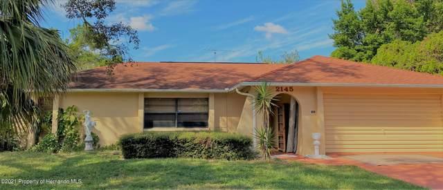 2145 Founder Road, Spring Hill, FL 34606 (MLS #2220362) :: Dalton Wade Real Estate Group