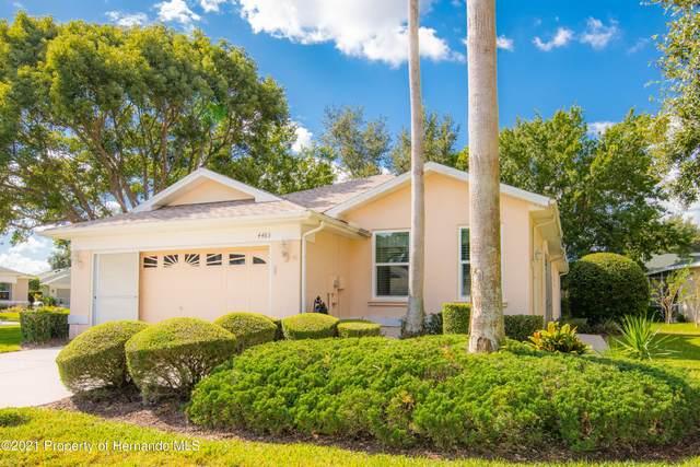 4483 Golf Club Lane, Spring Hill, FL 34609 (MLS #2220370) :: Dalton Wade Real Estate Group