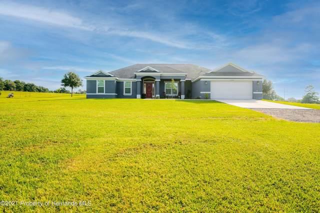 2348 Spring Lake Highway, Brooksville, FL 34602 (MLS #2220372) :: Dalton Wade Real Estate Group