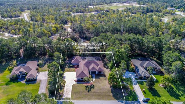 9440 Hernando Ridge Road, Weeki Wachee, FL 34613 (MLS #2183168) :: The Hardy Team - RE/MAX Marketing Specialists