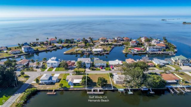 3324 Gulf Winds Circle, Hernando Beach, FL 34607 (MLS #2188895) :: The Hardy Team - RE/MAX Marketing Specialists