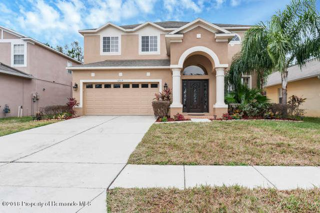 4249 Caskie Place, Brooksville, FL 34604 (MLS #2189355) :: The Hardy Team - RE/MAX Marketing Specialists