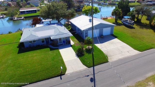 4024 Gulf Coast Drive, Hernando Beach, FL 34607 (MLS #2190152) :: The Hardy Team - RE/MAX Marketing Specialists