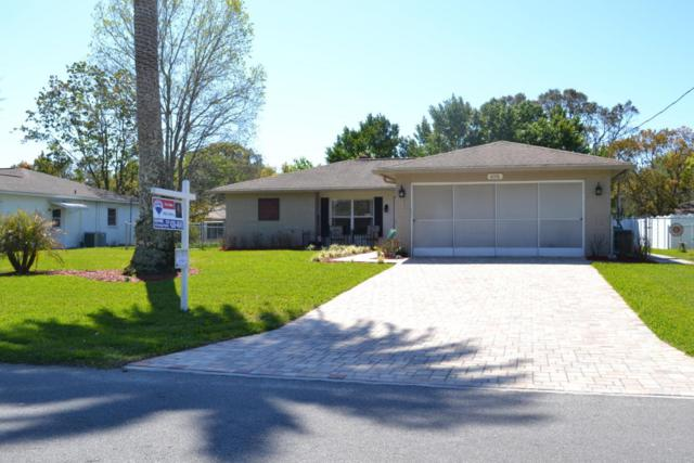 6076 Newmark Street, Spring Hill, FL 34606 (MLS #2190673) :: The Hardy Team - RE/MAX Marketing Specialists