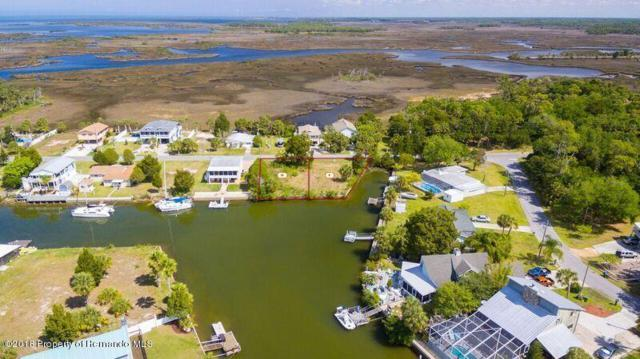 Lot 10 Eagle Nest, Hernando Beach, FL 34607 (MLS #2191306) :: The Hardy Team - RE/MAX Marketing Specialists