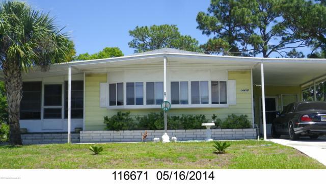 14418 Midfield, Brooksville, FL 34613 (MLS #2191531) :: The Hardy Team - RE/MAX Marketing Specialists