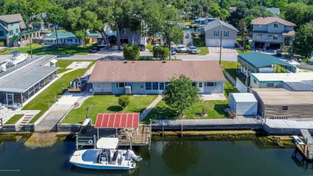 5348 Circle Drive, Weeki Wachee, FL 34607 (MLS #2192220) :: The Hardy Team - RE/MAX Marketing Specialists