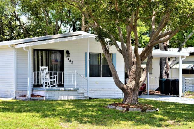 7483 Dinsmore Street, Brooksville, FL 34613 (MLS #2192435) :: The Hardy Team - RE/MAX Marketing Specialists