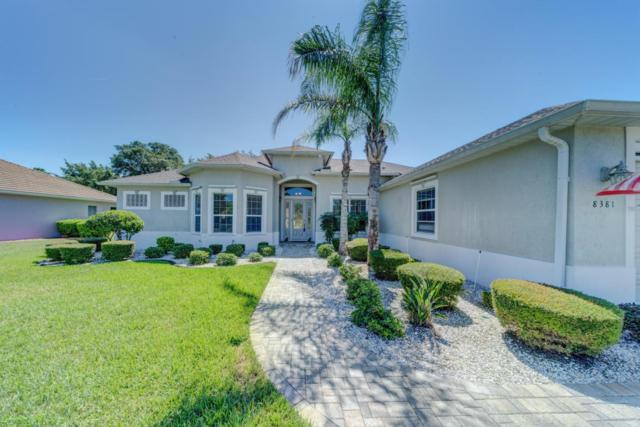 8381 Mobile Circle, Weeki Wachee, FL 34613 (MLS #2193409) :: The Hardy Team - RE/MAX Marketing Specialists