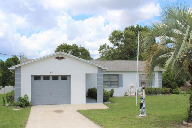 5153 Colchester Avenue, Spring Hill, FL 34608 (MLS #2194777) :: The Hardy Team - RE/MAX Marketing Specialists