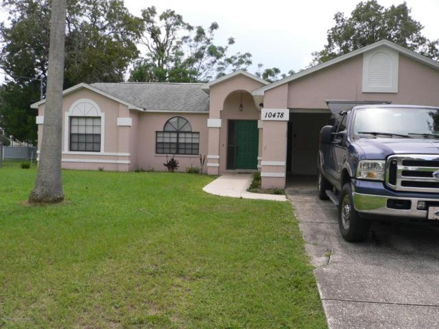 10478 Gifford Drive, Spring Hill, FL 34608 (MLS #2195079) :: The Hardy Team - RE/MAX Marketing Specialists